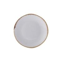 Porland Seasons Gray Тарелка круглая 280 мм в интернет магазине профессиональной посуды и оборудования Accord Group