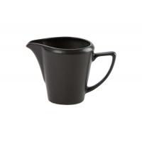 Porland Seasons Black Молочник 150 мл в интернет магазине профессиональной посуды и оборудования Accord Group