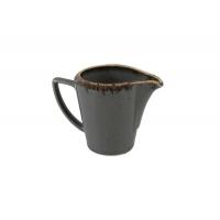 Porland Seasons Dark Gray Молочник 150 мл в интернет магазине профессиональной посуды и оборудования Accord Group