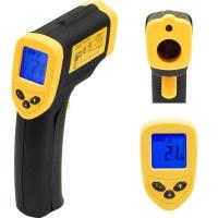 Купить Термометр цифровой бесконтактный -50°C÷380°C Stalgast 620711