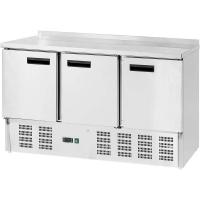 Стол холодильный Stalgast 3-х дверный нижний агрегат  842039 в интернет магазине профессиональной посуды и оборудования Accord Group