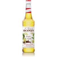 Сироп Monin Французская ваниль 0,7 л в интернет магазине профессиональной посуды и оборудования Accord Group