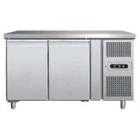 Стол холодильный 2-х дверный без борта Cooleq GN2100TN в интернет магазине профессиональной посуды и оборудования Accord Group