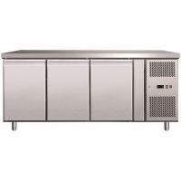 Стол холодильный 3-х дверный без борта Cooleq GN3100TN в интернет магазине профессиональной посуды и оборудования Accord Group