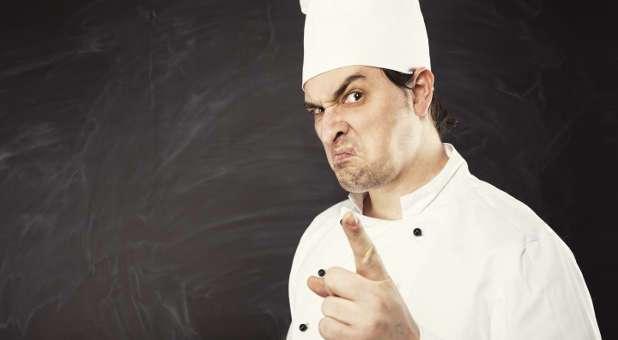 шеф-повар злой фото
