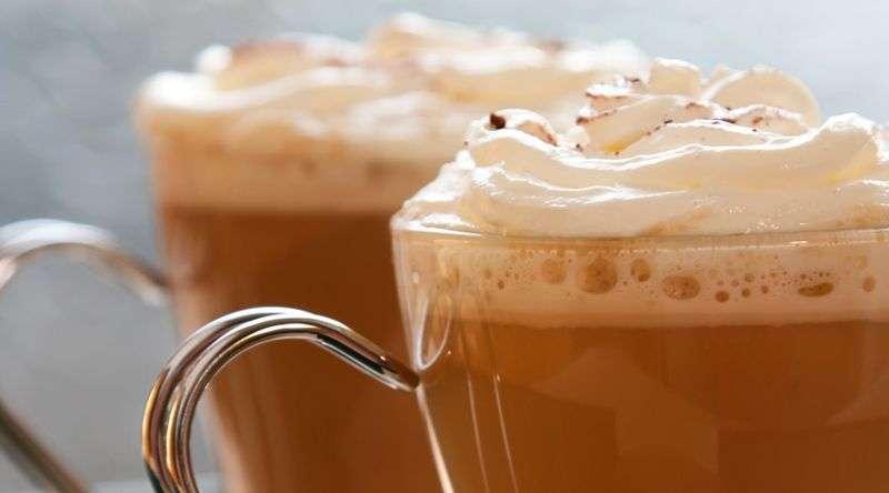 Имбирный кофе с марципаном с помощью сифона iSi