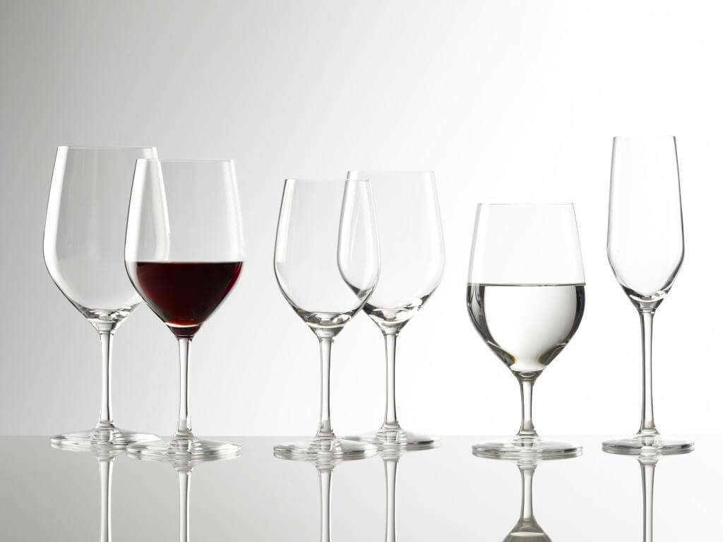 Специальная цена на бокалы