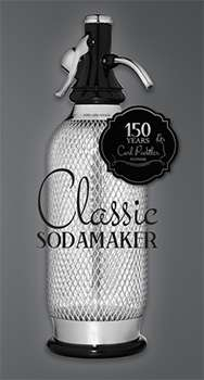 Сифон для содовой iSi Classic Sodamaker