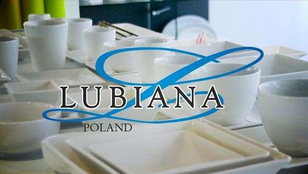 Lubiana - современный производитель фарфора, предлагающий продукцию европейского стандарта